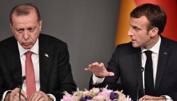 Макрон։ «Намерен обсудить с Эрдоганом ситуацию в Нагорном Карабахе»