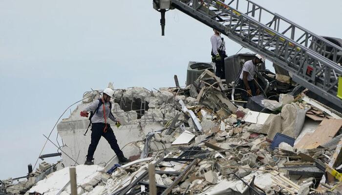 Biden approves Florida emergency declaration after building collapse