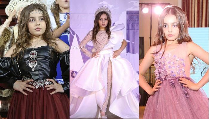 «World Beauty» միջազգային մրցույթի 2 անվանակարգերում հաղթել է հայ աղջնակը
