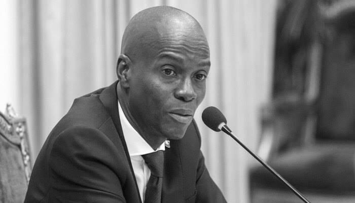 Убит президент Гаити