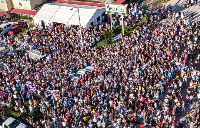Протесты на Кубе: десятки людей арестованы