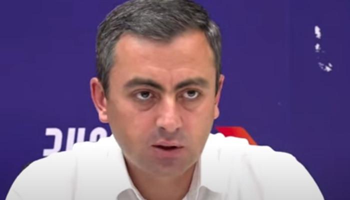 Ишхан Сагателян: Если бы у Никола была возможность, он бы арестовал всех 270 тысяч граждан