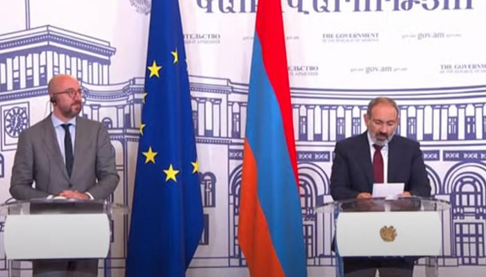 Никол Пашинян: Азербайджан намерен развязать новые военные столкновения в Арцахе и на границе с Арменией