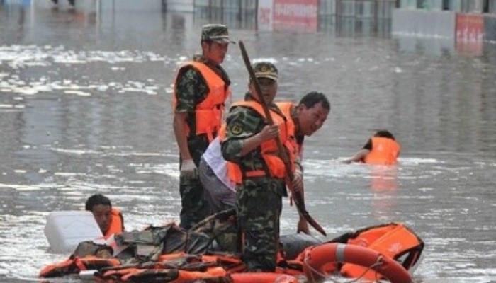 Չինաստանի Հայնան նահանգում ջրհեղեղներից 63 մարդ է զոհվել
