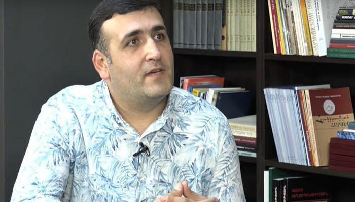 «Ինքնասիրություն վաճառողի համար հայրենիքը ևս ապրանք է». Ն. Մանթաշյան