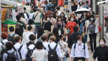 В Токио обновлен максимум суточных заражений коронавирусом