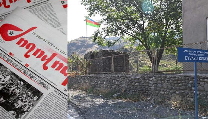 «Жоговурд»: В Сюнике произошло столкновение российских и зербайджанских сил