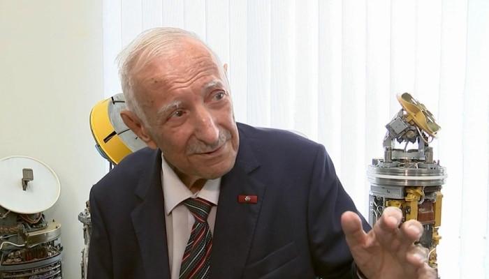 90 лет отмечает основатель современной системы ПВО Иосиф Акопян