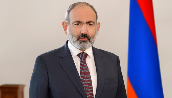 Paşinyan: Artsakh bugün yaralı olsa da ayaktadır ve Ermenistan ile tüm Ermenilerinin desteğine sahip