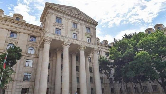 Нота протеста – за использование термина «Нагорно-Карабахская Республика» на сайте правительства РФ