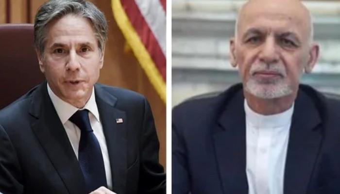 Госсекретарь США: президент Афганистана обещал умереть в бою с талибами