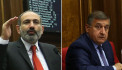 Manoukyan to Jhangiryan: ''There was a time Pashinyan called you a client of the former authorities''