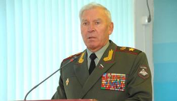 Генерал армии РФ Моиссев назвал азербайджанцев экстремистами и вандалами
