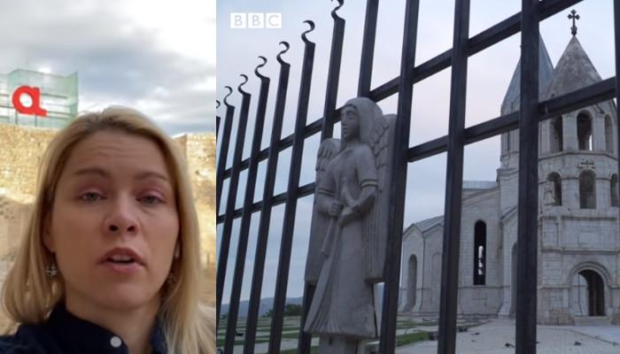 Շուշին՝ պատերազմից մեկ տարի անց. #BBC-ի ռեպորտաժը