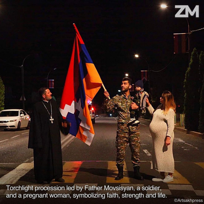 Self Determination for Artsakh Is the only way to peace with Azerbaijan and Turkey. Serj Tankian