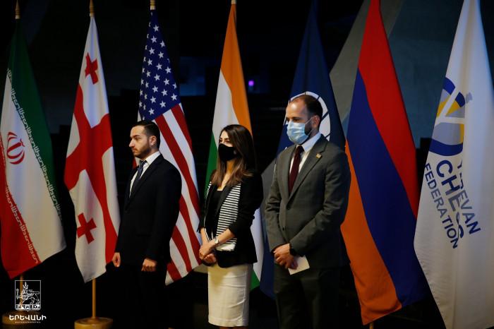 311 շախմատիստ՝ 14 երկրից. մեկնարկել է «Yerevan Open»-ը