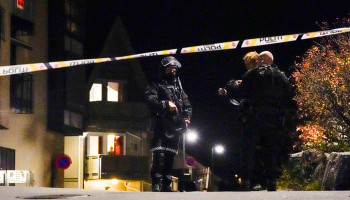 Five dead in Norway bow and arrow attack
